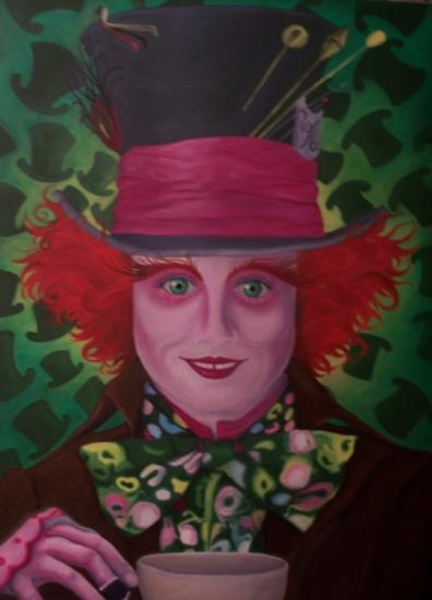 Johnny Depp by Chrissi17